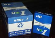 HB No 1 paper Letter Size 8.5*11, 75gsm and 80gsm