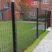 358 High Security Fence – Perfect for Access Control Applications